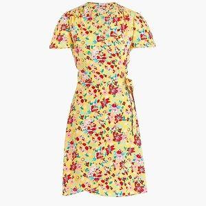 NWOT J CREW summery, floral dress